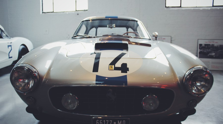 Iconic Rides Found in Beverly Hills